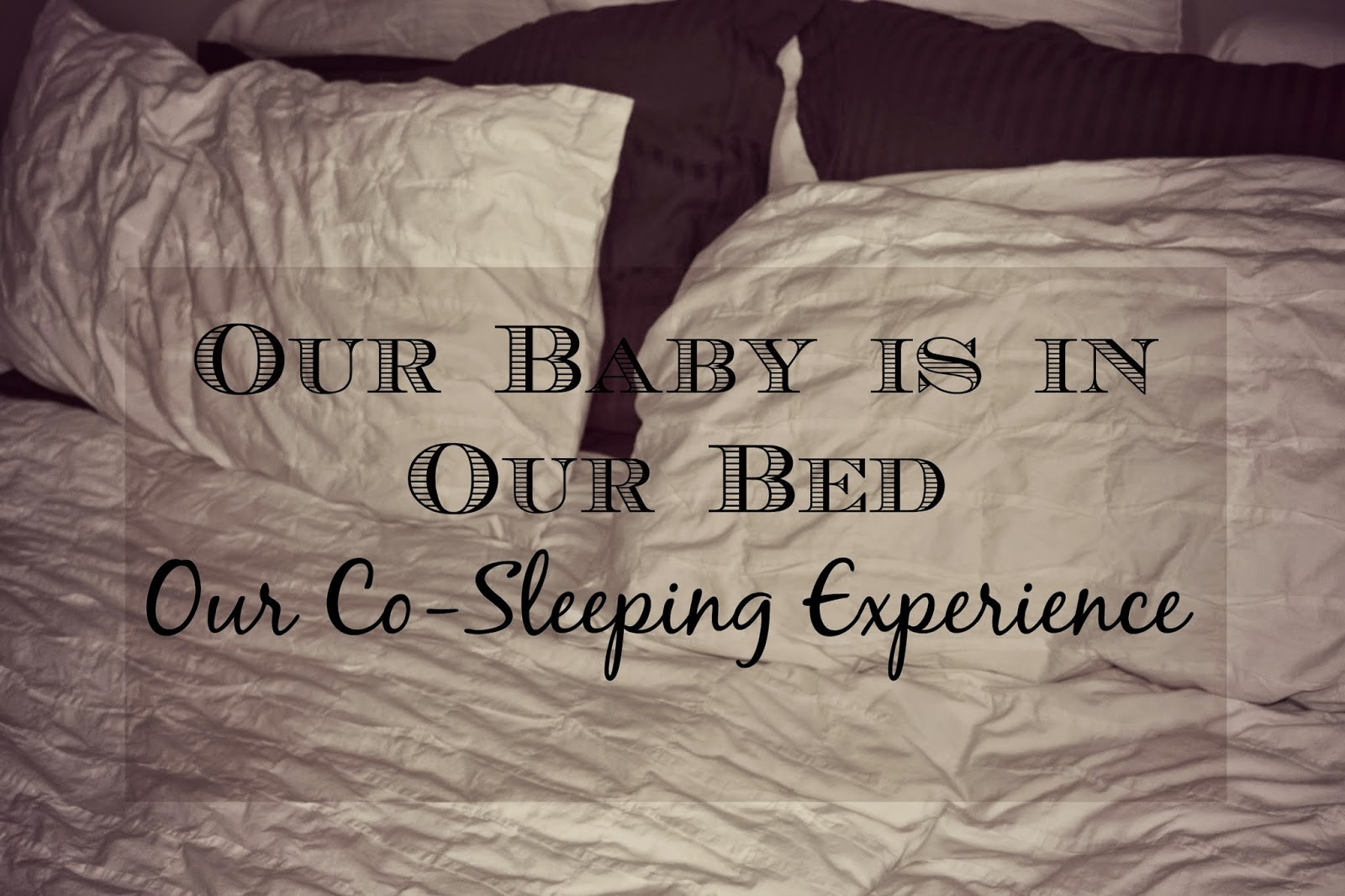 how to make co sleeping work