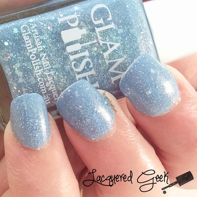 Glam Polish Spellbound nail polish swatch