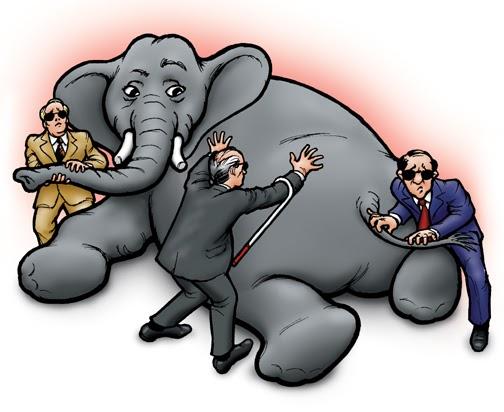 Россияне думают, как вернуть слона, а украинцы где взять белых медведей