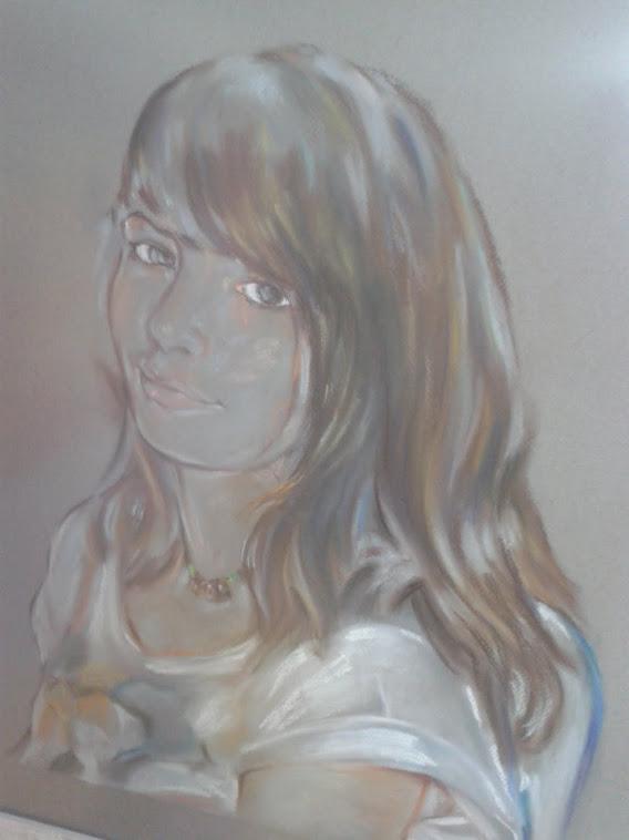 Paloma (pastel)