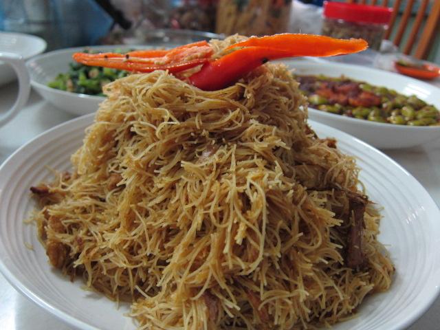Ah Seng Blog: Chinese New Year Eve Dinner Cook