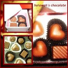 ~nak coklat yg lazat, sedap, palbagai bentuk?~ lawatilah...(sila klik pd image)