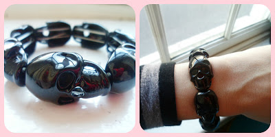 Skull bracelet