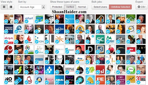 HOW TO : Find How Many Verified Twitter Accounts are Following You