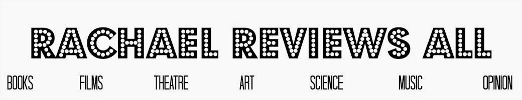 Rachael Reviews All