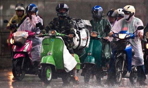 Prospek dan Potensi Peluang Bisnis Musiman - Usaha Jas Hujan