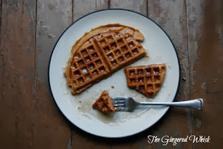 Sourdough Waffle Recipe (Sourdough Surprises)
