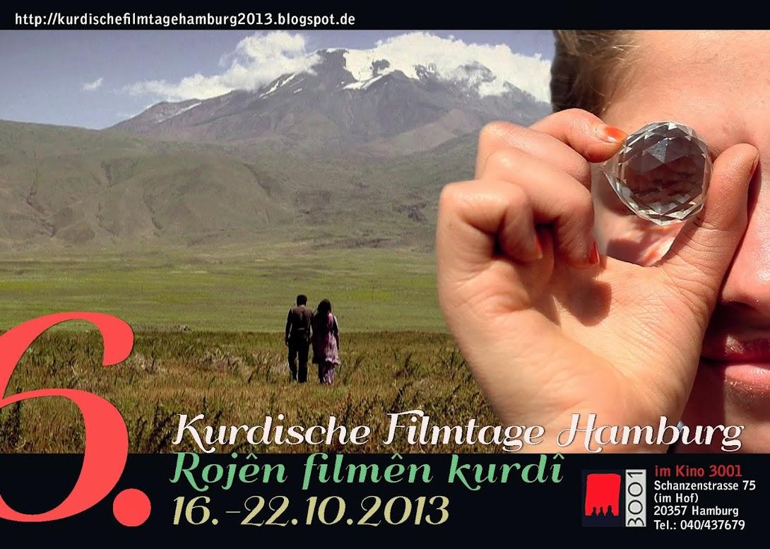 6. Kurdische Filmtage Hamburg 16.-22.10.2013