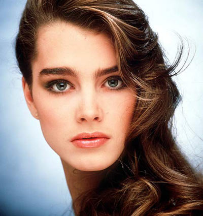 Pin Up Girls: Brooke Shields