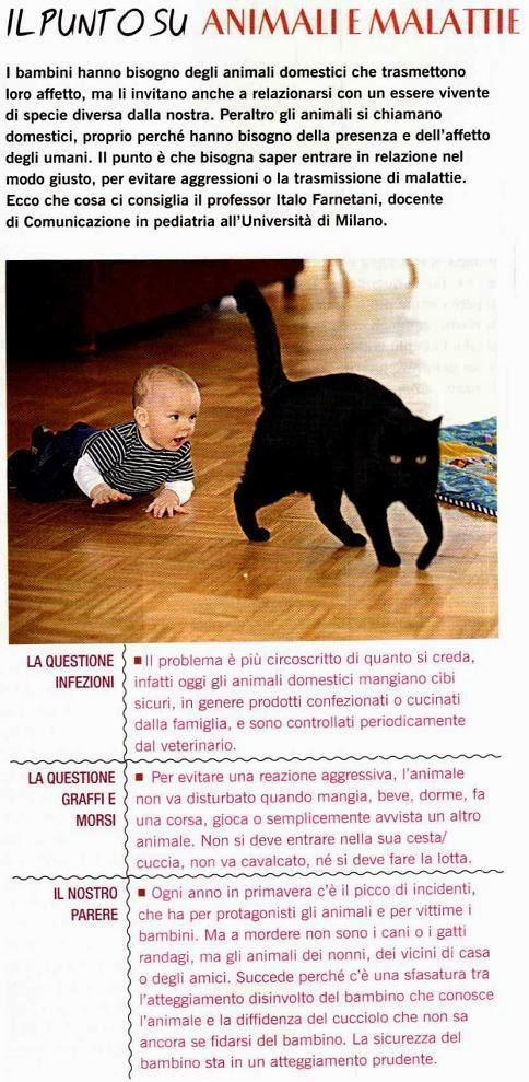 animali e malattie