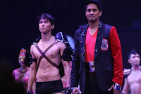 Enchong Dee and Richard Gomez