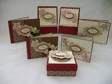 Everything Eleanor Mocha Cards &amp; Gift Box
