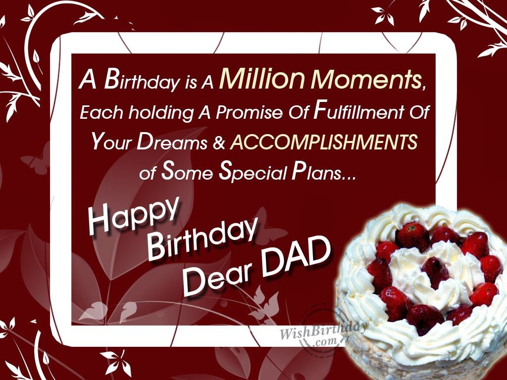 Birthday Cake Greetings For Father Birthday Inspiring Birthday – Happy Birthday Cake Greetings