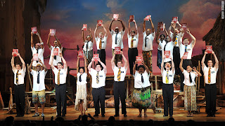 parker &amp; stone laugh last: &#39;book of mormon&#39; wins record nine tonys