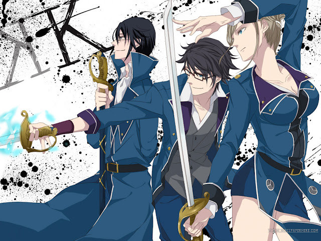 Blue Clan Wallpaper 0002