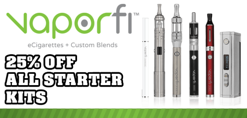 VaporFi Coupon
