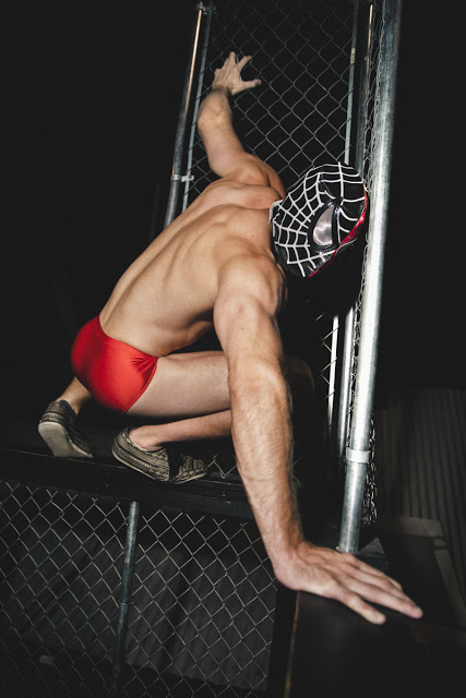 Colby Keller by Gabe Ayala at The Zone