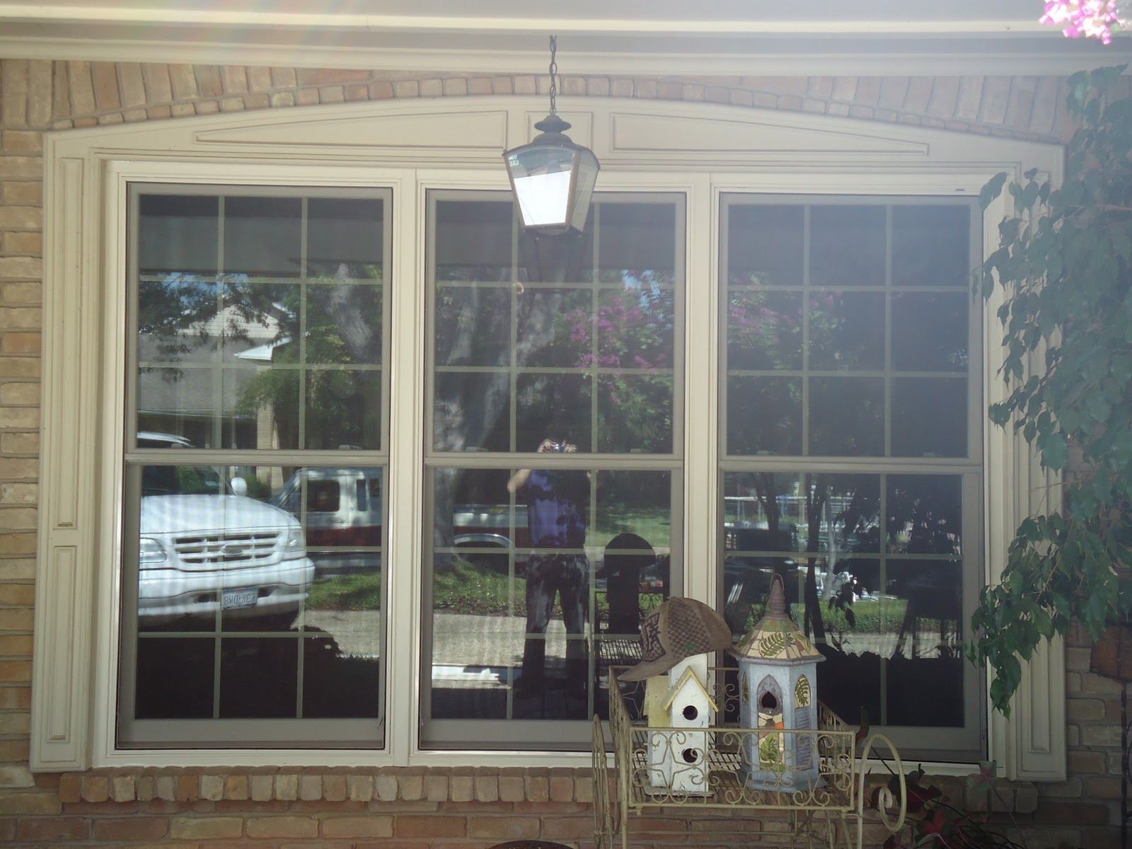 Triple Double Hung Windows : Renewal by andersen of dallas triple double hung w grids