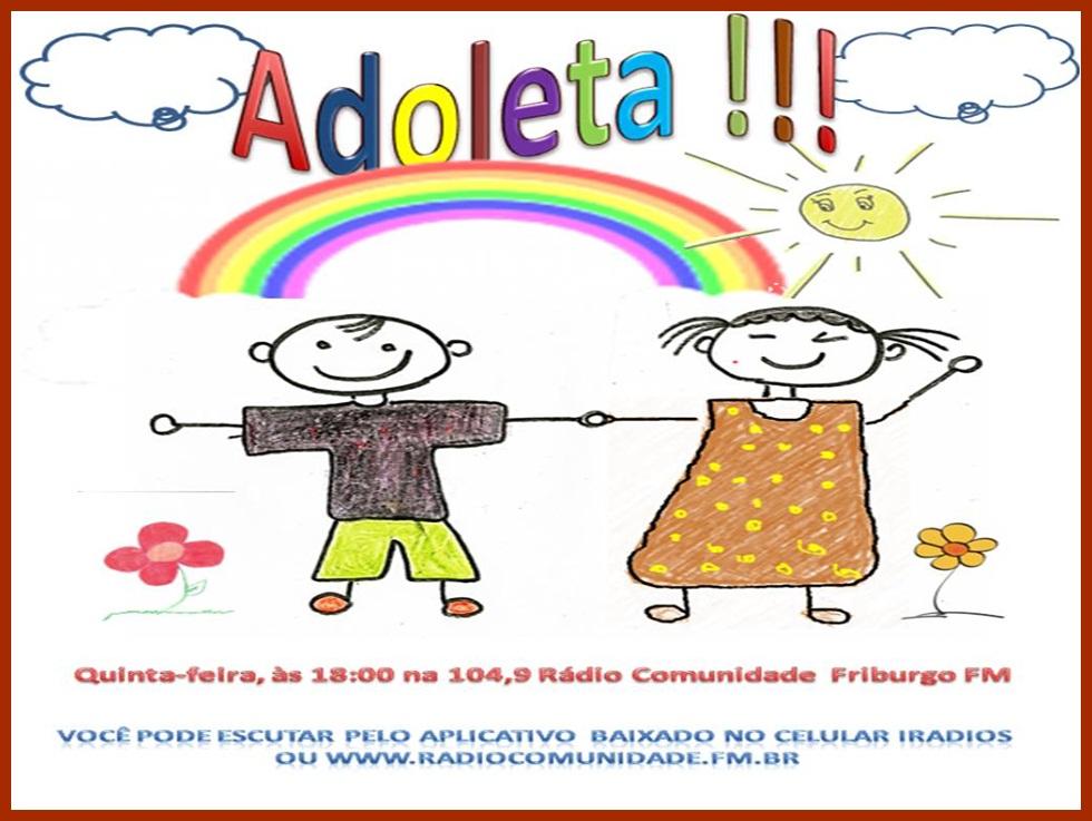Programa de Rádio Adoleta!