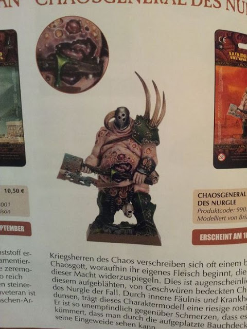 Chaos Nurgle Lords photo