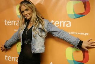 modelo Kenita Larraín