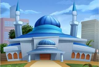 Etika di Masjid
