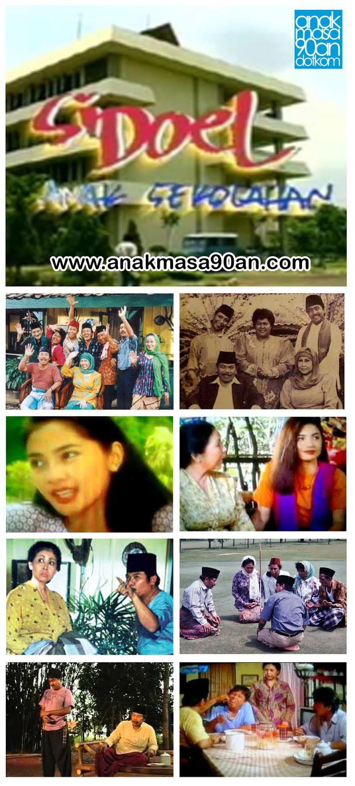 Si Doel Anak Sekolahan Rcti 1994 Anakmasa90an