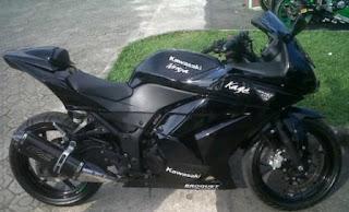 Harga Motor Bekas Kawasaki di Ambon