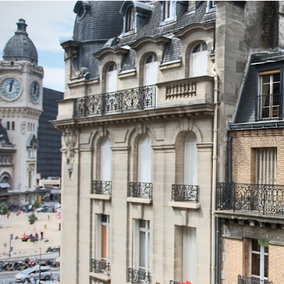 @Hotel Palym Parigi