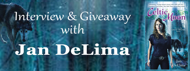 Interview and Giveaway with Jan DeLima