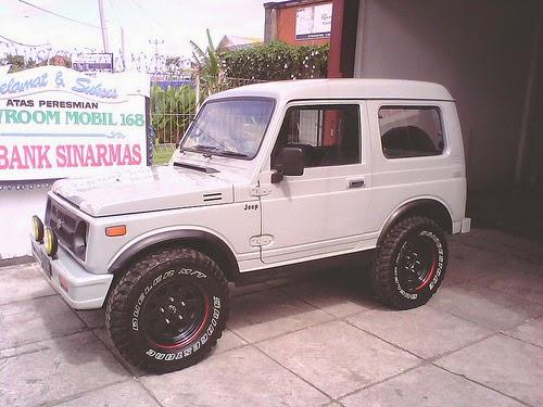 Suzuki Jimny (1983-1985)