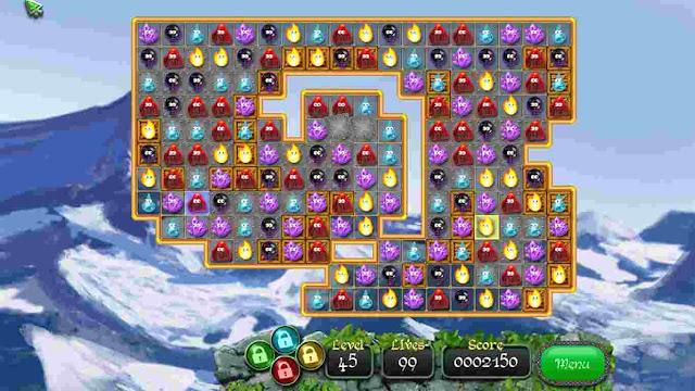 Druids - Battle of Magic PC Game.