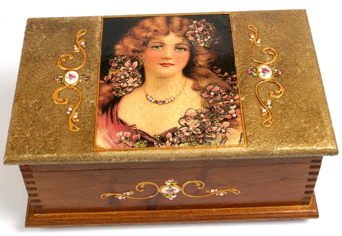 Happy mothers day handmade jewelry boxes the ultimate - Handmade jewellery box ideas ...