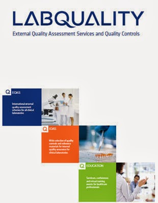Labquality: EQA - IQC - Education