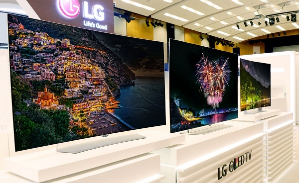 LG Introduces Expanded OLED TV Lineup at IFA 2015