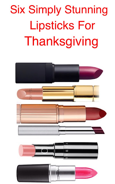 Fall-Lipsticks