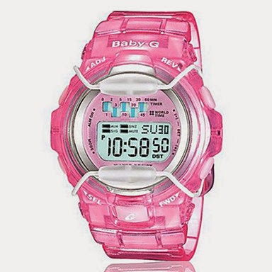 Reloj Casio Rosa Baby G