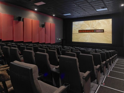 Sundance Cinemas is one of Seattle's best independent film theater.