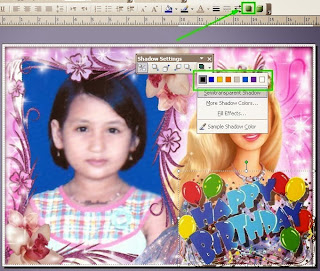 Cara Membuat Background Ulang Tahun Di Coreldraw