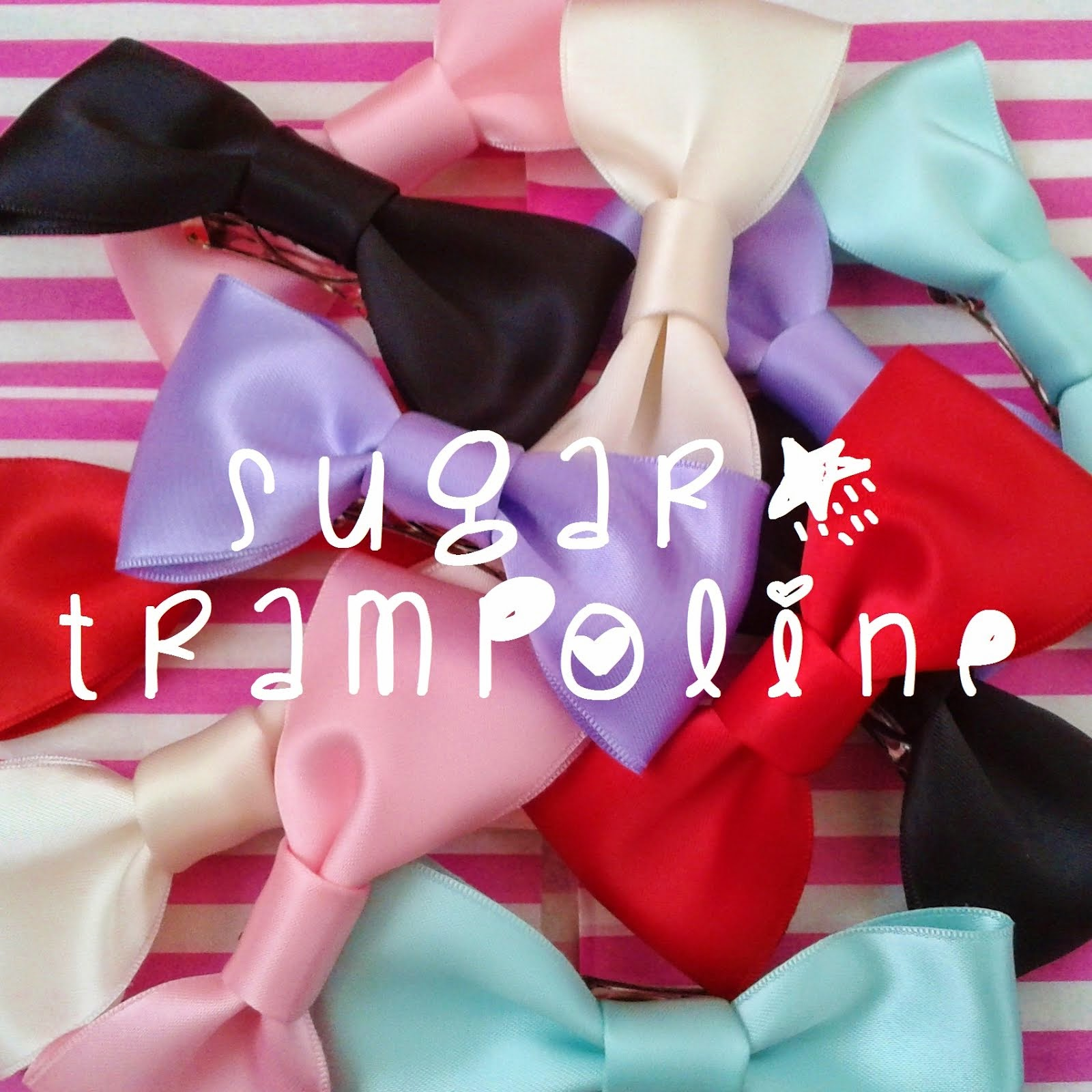 Visit the Sugar Trampoline online shop!