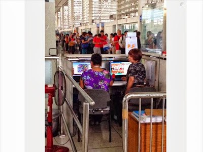 NAIA employees Caught Playing Computer Games, Naia, worst airport in the world