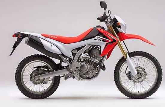 Honda CRR250L