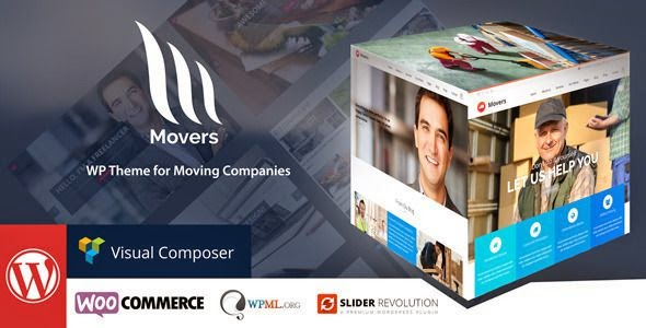Best Service Company WordPress Theme