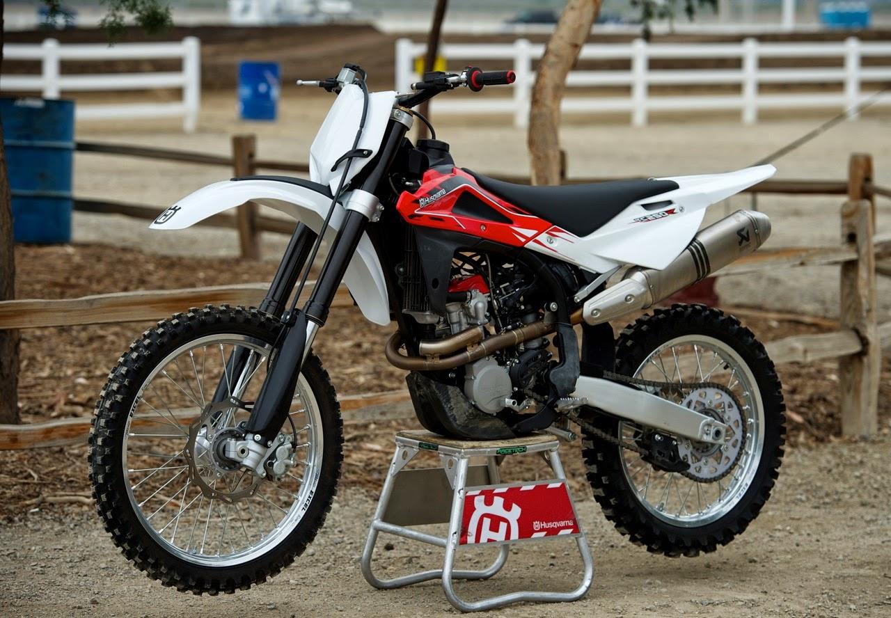 Husqvarna TC250 New motorcycles