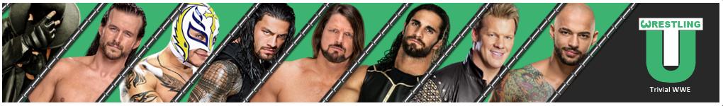TRIVIAL WWE | UNREALMAT TRIVIAL