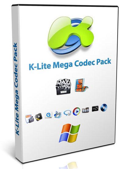 برنامج K Lite Mega Codec Pack لتشغيل جميع صيغ الصوت والفيديو