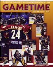 Vernon Vipers 2004-05 Program (Third Edition)