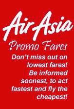 Promo tiket pesawat murah AirAsia November 2013