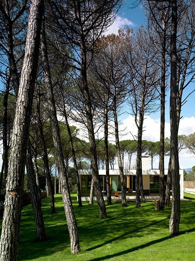 Arquitectura visi n interior casa mj marcos catal n - Marcos catalan ...