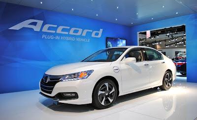 2014 Honda Accord Plug-In Hybrid Sedan Review, Release Date & Redesign